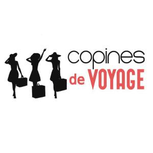 copines de voyage logo
