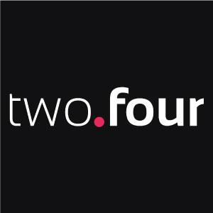 two-four logo