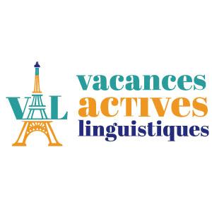 logo vacances actives linguistiques